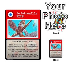 Bth2 Cards 2/5 By Rippergull   Multi Purpose Cards (rectangle)   09wf3tlao3o0   Www Artscow Com Front 26