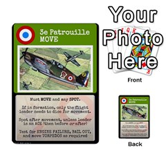 Bth2 Cards 2/5 By Rippergull   Multi Purpose Cards (rectangle)   09wf3tlao3o0   Www Artscow Com Front 27