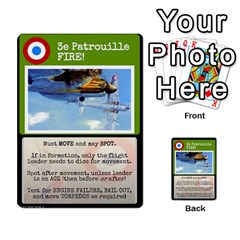 Bth2 Cards 2/5 By Rippergull   Multi Purpose Cards (rectangle)   09wf3tlao3o0   Www Artscow Com Front 28