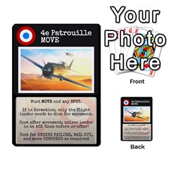 Bth2 Cards 2/5 By Rippergull   Multi Purpose Cards (rectangle)   09wf3tlao3o0   Www Artscow Com Front 29