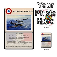 Bth2 Cards 2/5 By Rippergull   Multi Purpose Cards (rectangle)   09wf3tlao3o0   Www Artscow Com Front 31