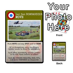 Bth2 Cards 2/5 By Rippergull   Multi Purpose Cards (rectangle)   09wf3tlao3o0   Www Artscow Com Front 32