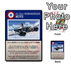 Bth2 Cards 2/5 By Rippergull   Multi Purpose Cards (rectangle)   09wf3tlao3o0   Www Artscow Com Front 33