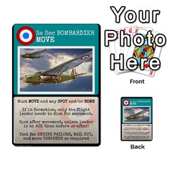 Bth2 Cards 2/5 By Rippergull   Multi Purpose Cards (rectangle)   09wf3tlao3o0   Www Artscow Com Front 34