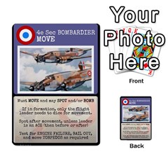 Bth2 Cards 2/5 By Rippergull   Multi Purpose Cards (rectangle)   09wf3tlao3o0   Www Artscow Com Front 35