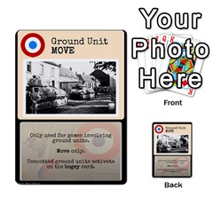 Bth2 Cards 2/5 By Rippergull   Multi Purpose Cards (rectangle)   09wf3tlao3o0   Www Artscow Com Front 37