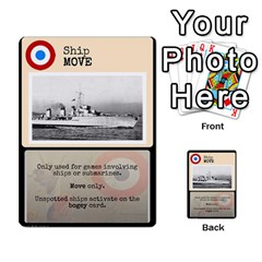 Bth2 Cards 2/5 By Rippergull   Multi Purpose Cards (rectangle)   09wf3tlao3o0   Www Artscow Com Front 38