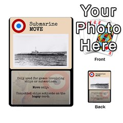 Bth2 Cards 2/5 By Rippergull   Multi Purpose Cards (rectangle)   09wf3tlao3o0   Www Artscow Com Front 39