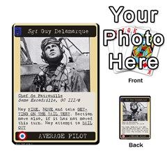 Bth2 Cards 2/5 By Rippergull   Multi Purpose Cards (rectangle)   09wf3tlao3o0   Www Artscow Com Front 40