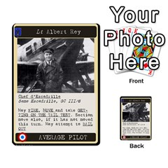 Bth2 Cards 2/5 By Rippergull   Multi Purpose Cards (rectangle)   09wf3tlao3o0   Www Artscow Com Front 42