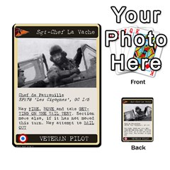 Bth2 Cards 2/5 By Rippergull   Multi Purpose Cards (rectangle)   09wf3tlao3o0   Www Artscow Com Front 44