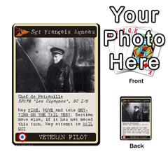 Bth2 Cards 2/5 By Rippergull   Multi Purpose Cards (rectangle)   09wf3tlao3o0   Www Artscow Com Front 45