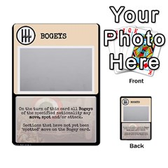 Bth2 Cards 2/5 By Rippergull   Multi Purpose Cards (rectangle)   09wf3tlao3o0   Www Artscow Com Front 48