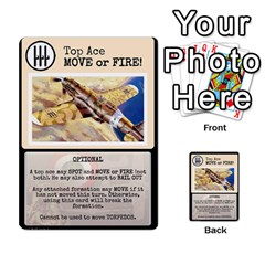 Bth2 Cards 2/5 By Rippergull   Multi Purpose Cards (rectangle)   09wf3tlao3o0   Www Artscow Com Front 50