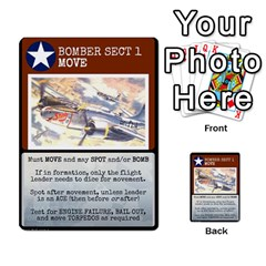 Bth2 Cards 4/5 By Rippergull   Multi Purpose Cards (rectangle)   3rsttxn10hgq   Www Artscow Com Front 6