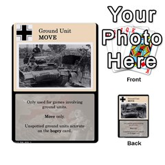 Bth2 Cards 4/5 By Rippergull   Multi Purpose Cards (rectangle)   3rsttxn10hgq   Www Artscow Com Front 54