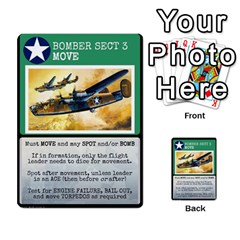 Bth2 Cards 4/5 By Rippergull   Multi Purpose Cards (rectangle)   3rsttxn10hgq   Www Artscow Com Front 8