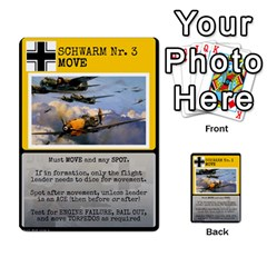 Bth2 Cards 4/5 By Rippergull   Multi Purpose Cards (rectangle)   3rsttxn10hgq   Www Artscow Com Front 41