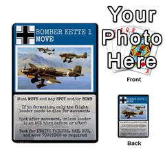 Bth2 Cards 4/5 By Rippergull   Multi Purpose Cards (rectangle)   3rsttxn10hgq   Www Artscow Com Front 50