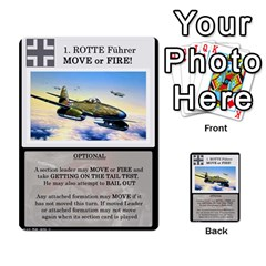 Bth2 Cards V2 3/3 By Rippergull   Multi Purpose Cards (rectangle)   1zzy0095ke9k   Www Artscow Com Front 51