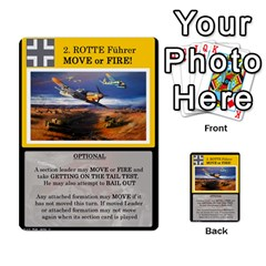 Bth2 Cards V2 3/3 By Rippergull   Multi Purpose Cards (rectangle)   1zzy0095ke9k   Www Artscow Com Front 52