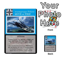 Bth2 Cards V2 3/3 By Rippergull   Multi Purpose Cards (rectangle)   1zzy0095ke9k   Www Artscow Com Front 53