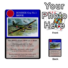 Bth2 Cards V2 3/3 By Rippergull   Multi Purpose Cards (rectangle)   1zzy0095ke9k   Www Artscow Com Front 7