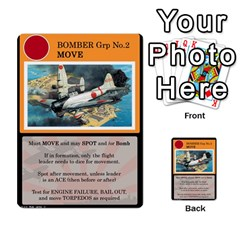 Bth2 Cards V2 3/3 By Rippergull   Multi Purpose Cards (rectangle)   1zzy0095ke9k   Www Artscow Com Front 8