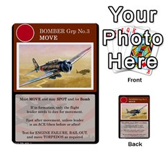 Bth2 Cards V2 3/3 By Rippergull   Multi Purpose Cards (rectangle)   1zzy0095ke9k   Www Artscow Com Front 9