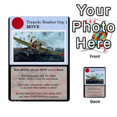 Bth2 Cards V2 3/3 By Rippergull   Multi Purpose Cards (rectangle)   1zzy0095ke9k   Www Artscow Com Front 2