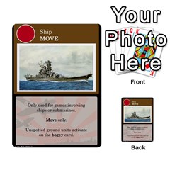 Bth2 Cards V2 3/3 By Rippergull   Multi Purpose Cards (rectangle)   1zzy0095ke9k   Www Artscow Com Front 13