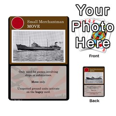 Bth2 Cards V2 3/3 By Rippergull   Multi Purpose Cards (rectangle)   1zzy0095ke9k   Www Artscow Com Front 14