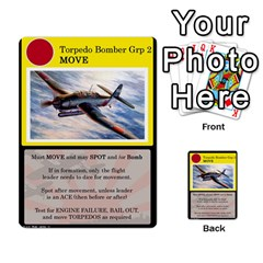 Bth2 Cards V2 3/3 By Rippergull   Multi Purpose Cards (rectangle)   1zzy0095ke9k   Www Artscow Com Front 3