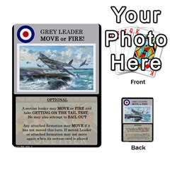 Bth2 Cards V2 3/3 By Rippergull   Multi Purpose Cards (rectangle)   1zzy0095ke9k   Www Artscow Com Front 25