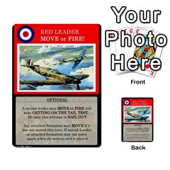 Bth2 Cards V2 3/3 By Rippergull   Multi Purpose Cards (rectangle)   1zzy0095ke9k   Www Artscow Com Front 26