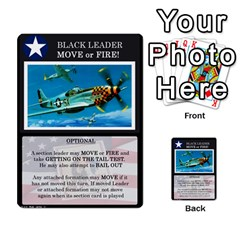 Bth2 Cards V2 3/3 By Rippergull   Multi Purpose Cards (rectangle)   1zzy0095ke9k   Www Artscow Com Front 30