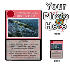 Bth2 Cards V2 3/3 By Rippergull   Multi Purpose Cards (rectangle)   1zzy0095ke9k   Www Artscow Com Front 4