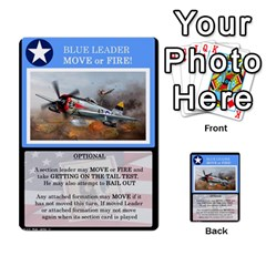 Bth2 Cards V2 3/3 By Rippergull   Multi Purpose Cards (rectangle)   1zzy0095ke9k   Www Artscow Com Front 31