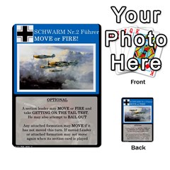 Bth2 Cards V2 3/3 By Rippergull   Multi Purpose Cards (rectangle)   1zzy0095ke9k   Www Artscow Com Front 42
