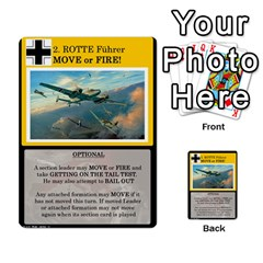Bth2 Cards V2 3/3 By Rippergull   Multi Purpose Cards (rectangle)   1zzy0095ke9k   Www Artscow Com Front 46