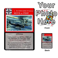 Bth2 Cards V2 3/3 By Rippergull   Multi Purpose Cards (rectangle)   1zzy0095ke9k   Www Artscow Com Front 50