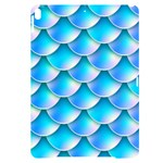 Mermaid Tail Blue Apple iPad Pro 10.5   Black UV Print Case