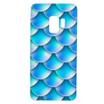 Mermaid Tail Blue Samsung Galaxy S9 TPU UV Case