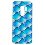 Mermaid Tail Blue Samsung Galaxy S9 Plus TPU UV Case