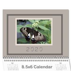 Jane Coffee And Cream (any Year) 2020 Calendar 8 5x6 By Deborah   Wall Calendar 8 5  X 6    Gtsrw241qiaj   Www Artscow Com Cover