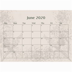 Jane Coffee And Cream (any Year) 2020 Calendar 8 5x6 By Deborah   Wall Calendar 8 5  X 6    Gtsrw241qiaj   Www Artscow Com Jun 2020