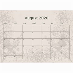 Jane Coffee And Cream (any Year) 2020 Calendar 8 5x6 By Deborah   Wall Calendar 8 5  X 6    Gtsrw241qiaj   Www Artscow Com Aug 2020