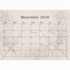 Jane Coffee And Cream (any Year) 2020 Calendar 8 5x6 By Deborah   Wall Calendar 8 5  X 6    Gtsrw241qiaj   Www Artscow Com Nov 2020