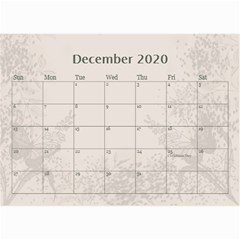 Jane Coffee And Cream (any Year) 2020 Calendar 8 5x6 By Deborah   Wall Calendar 8 5  X 6    Gtsrw241qiaj   Www Artscow Com Dec 2020
