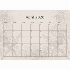 Jane Coffee And Cream (any Year) 2020 Calendar 8 5x6 By Deborah   Wall Calendar 8 5  X 6    Gtsrw241qiaj   Www Artscow Com Apr 2020